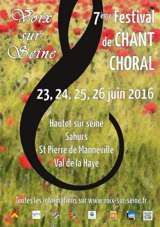 7 ème Festival Voix sur Seine