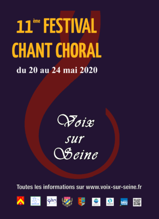 Voix sur seine 2020 11eme festival